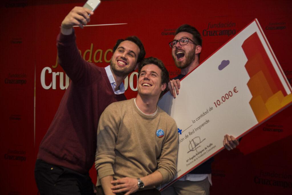 Busco Extra ganador de la III edición de RED INNprende