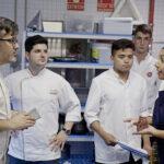 Talentchef Concurso Escuela de Hostelería Fundación Cruzcampo