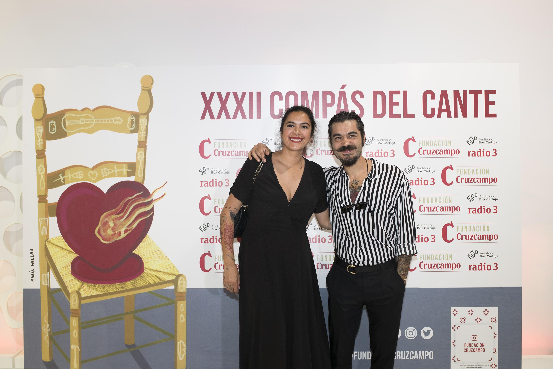 30a561676 XXXII Compás del Cante  la gala de Manuela Carrasco y Rancapino Chico